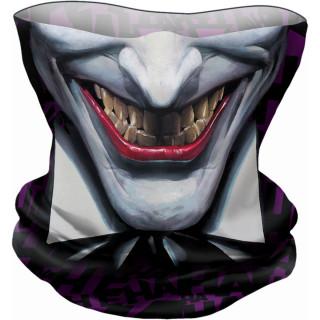 Masque facial multi-fonctions à visage JOKER (licence officielle DC Comics)