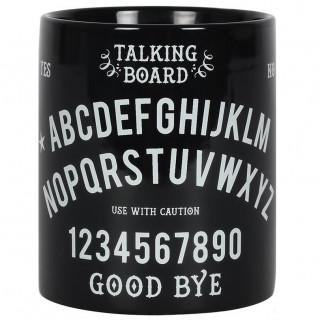Mug gothique noir Spiritisme Ouija