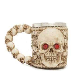 Mug gothique style catacombe