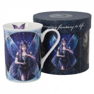 """Mug Tasse à fée tenant un calice """"Enchantment"""" - Anne stokes"""