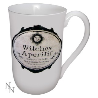 Mug Tasse gothique Witches Apertif