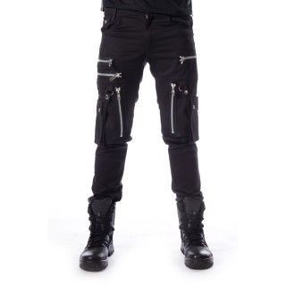 Pantalon homme à zip et poches ANDRE - Vixxsin
