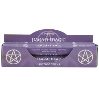 Paquet de 20 bâtonnets d'encens Magie païenne - Elements