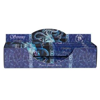 Paquet de 20 bâtonnets d'encens Poison de Médusa - Anne Stokes