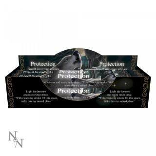"""Paquet de 20 bâtonnets d'encens senteur Lavande """"Protection"""" - Lisa Parker"""