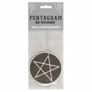 Parfum désodorisant voiture Pentagramme (vanille)