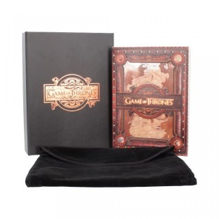 Petit journal Game of Thrones - 7 royaumes + boite et pochette
