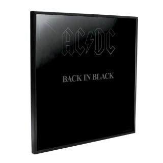 Photo murale ACDC - Back in Black - 32cm