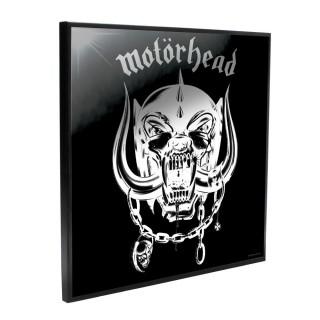 Photo murale de Motörhead noire et argent - Warpig - 32cm