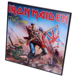 Photo murale Iron Maiden - The Trooper - 32cm
