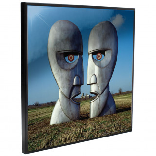 Photo murale Pink Floyd - The Division Bell - 32cm