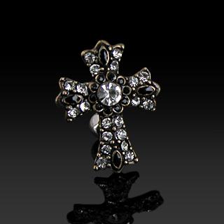 achat piercing nombril invers croix gothique pas cher. Black Bedroom Furniture Sets. Home Design Ideas