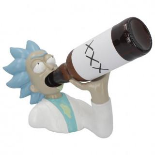 """Porte bouteille """"Rick"""" de Rick et Morty (officiel) - 26cm"""