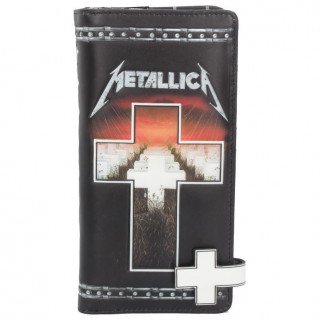Portefeuilles long Metallica - Master of Puppets (licence officielle)
