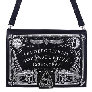 Sac bandoulière gothique OUIJA BOARD - Restyle