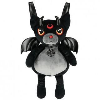 Sac à dos chat démoniaque à collier pentacle - Restyle