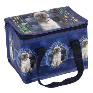 Sac Lunch box isotherme à chat sorcier Hocus Pocus - Lisa Parker