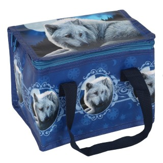 Sac Lunch box isotherme à loup Guardian Of The North - Lisa Parker