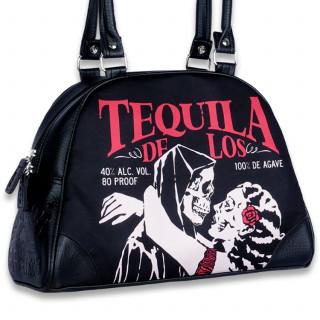 """Sac à main """"TEQUILA DE LOS MUERTOS"""" - Liquor Brand"""