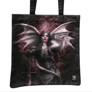Sac shopping à guerrière aux dragons - Anne Stokes