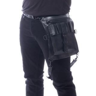 Sacoche de hanche gothique JAKAL - Vixxin