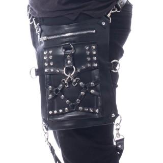 Sacoche de hanche gothique SPIKE - Vixxin