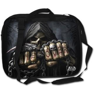 """Sacoche pour ordinateur portable 15"""" avec la Mort à chaine de combat"""