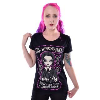 T-shirt femme DARKER WEDNESDAY - Heartless