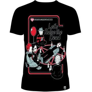 T-shirt femme LET'S RAISE THE DEAD - Cupcake Cult