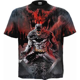 T-shirt homme BATMAN - ASYLUM (licence officielle)
