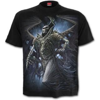 T-shirt homme à Démon squelette libéré de ses chaines