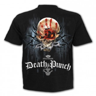 T-shirt homme Five Finger Death Punch - Game Over