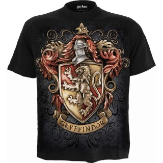 T-shirt homme GRYFFONDOR - Licence Officielle Harry Potter