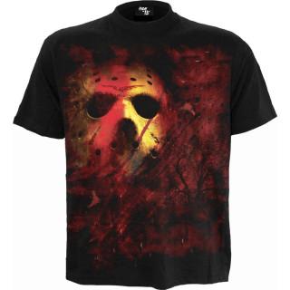 T-shirt homme JASON - VENDREDI 13 (licence officielle)