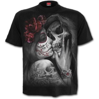 """T-shirt homme """"Le baiser de La Mort"""""""