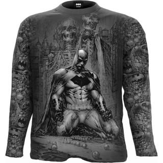 T-shirt homme manches longues BATMAN - VENGEANCE (licence officielle)