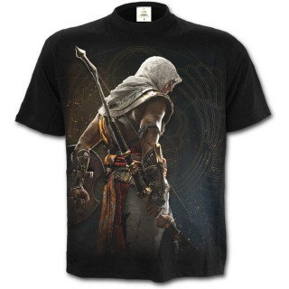 "T-shirt homme noir ""BAYEK"" - Assassins Creed Origins"