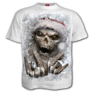 T-shirt homme ROCK SANTA