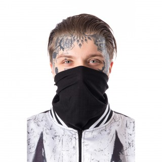 Snood (masque) noir - Poizen Industries