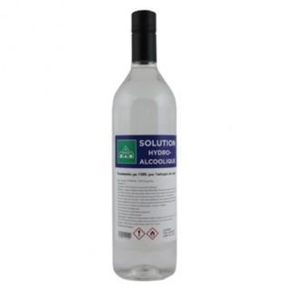 Solution Hydroalcoolique formulation OMS pour les mains - bouteille de 1L