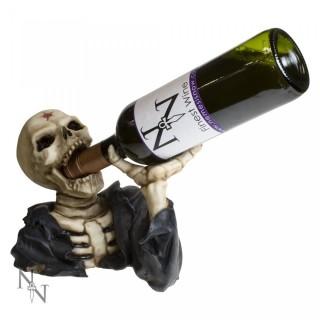 Squelette porte bouteille Slaughtered - 26.5cm