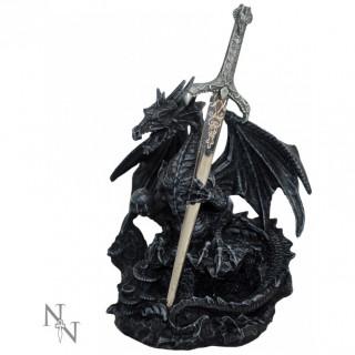 Statuette dragon + Ouvre Lettre (19cm)