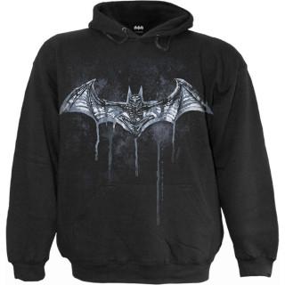 Sweat capuche homme BATMAN - NOCTURNAL (licence officielle)