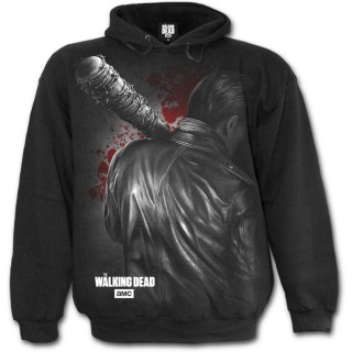 "Sweat-shirt homme Walking Dead ""Just Getting Started"" Negan"