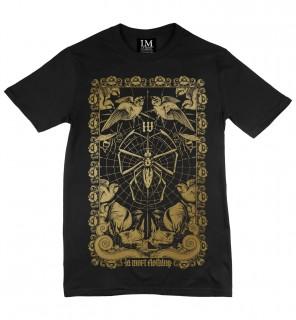 T-shirt gothique homme Flies (EG/B) - LA Mort Clothing