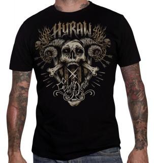 """T-shirt homme HYRAW modèle """"EVIL DEAD"""""""