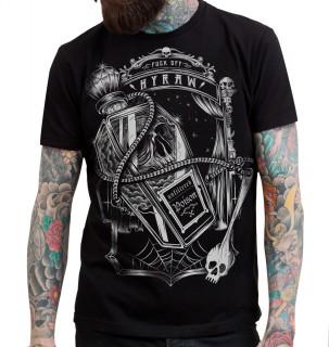"T-shirt homme HYRAW modèle ""POISON"""
