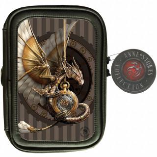 Trousse d'école effets 3D à dragon steampunk - Anne Stokes